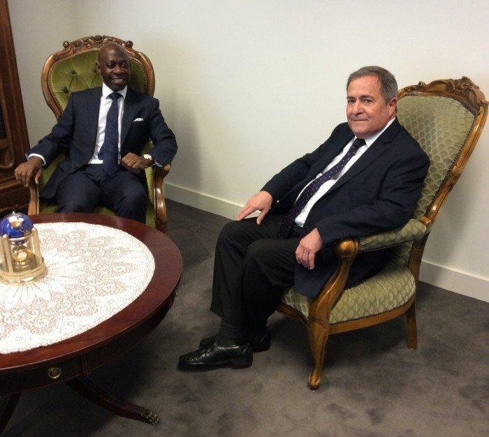 <!--:es-->El Embajador de Guinea Ecuatorial en los Países Bajos mantiene importantes reuniones en La Haya<!--:--><!--:en-->The Ambassador of Equatorial Guinea in the Netherlands holds important meetings in The Hague<!--:--><!--:fr-->L'Ambassadeur de la Guinée Équatoriale aux Pays-Bas tient des importantes réunions à La Haye<!--:-->