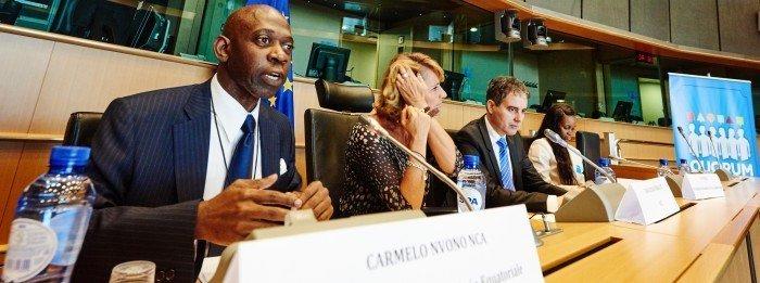 El Embajador en Bruselas sigue afianzando sus relaciones con la UE