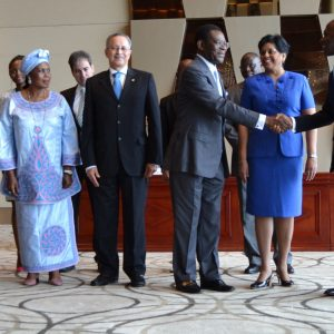 Equatorial Guinea officially inaugurates the first South-South and Triangular Cooperation world Office