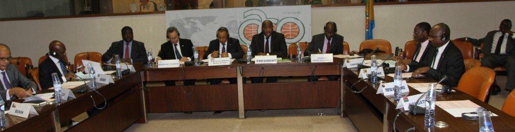 Nuestro Ministro de Comercio afianza la candidatura de Guinea Ecuatorial para ser sede de la Cooperación Sur-Sur