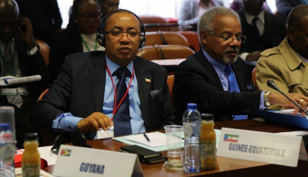 Guinea Ecuatorial defiende su candidatura para ser sede de la Cooperación Sur-Sur y Triangular de la ACP