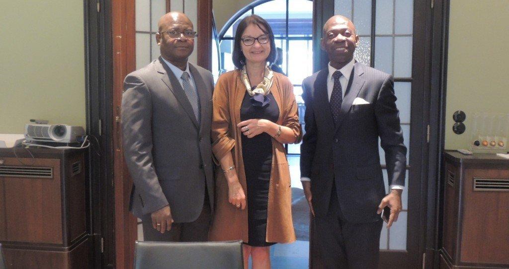 Un Viceministro de la Presidencia de Guinea Ecuatorial aterriza en Bruselas para una intensa agenda de trabajo