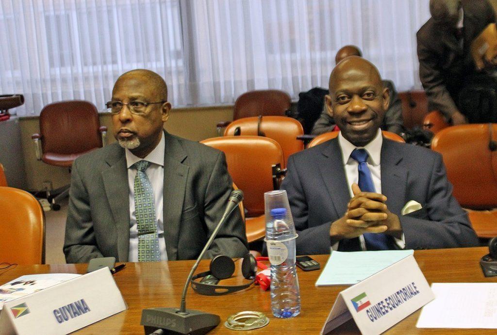 Guinea Ecuatorial, presente en el último Consejo de Ministros del Grupo ACP