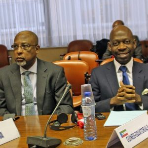 Equatorial Guinea attended the last ACP Council of Ministers meeting
