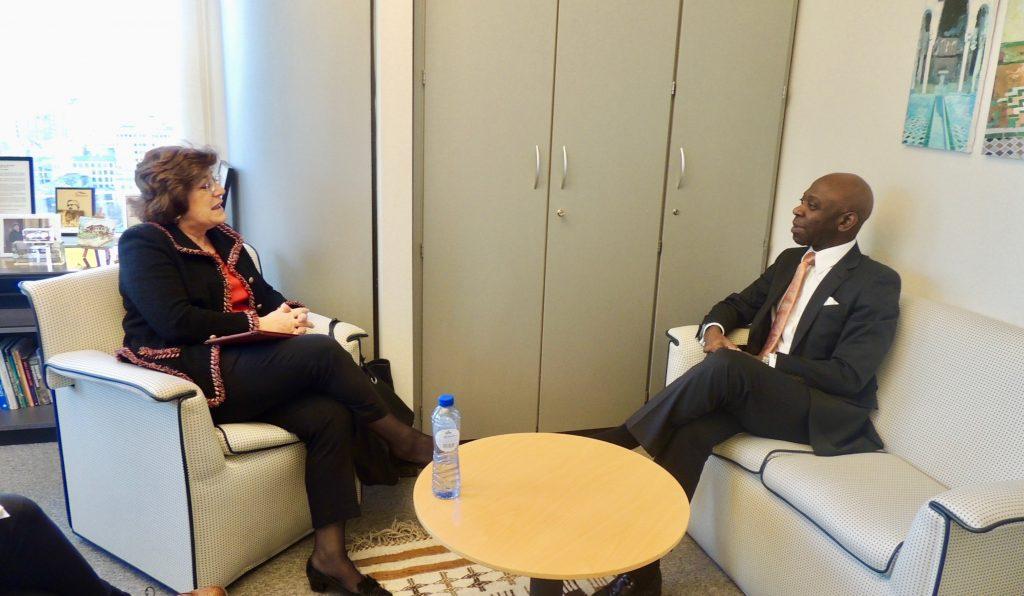 El Embajador en Bruselas protesta contra las críticas del parlamento portugués y reivindica los avances en Guinea Ecuatorial