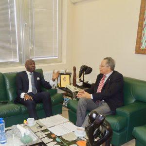 Le siège de la coopération Sud-Sud en Guinée équatoriale à deux doigts d'être approuvé