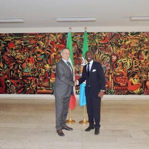 El Comité de Embajadores de la ACP aprueba que Guinea Ecuatorial albergue la sede de la Cooperación Sur-Sur