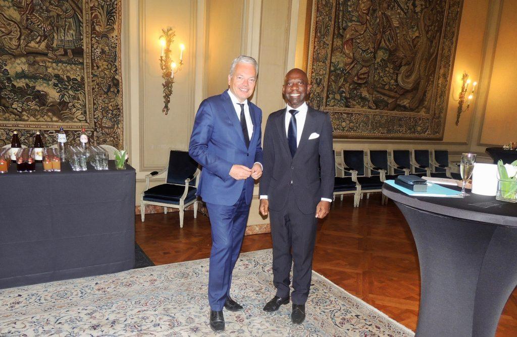 Guinea Ecuatorial ofrece su experiencia a Bélgica, como miembro no-permanente del Consejo de Seguridad