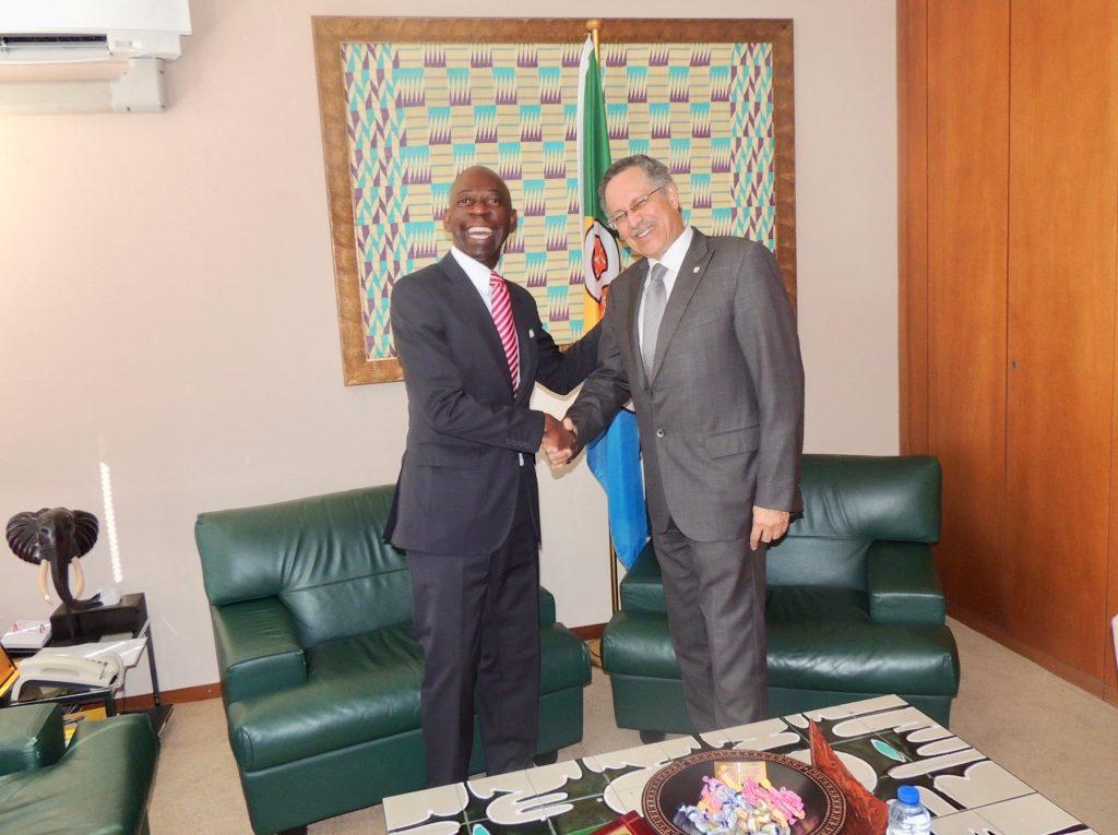 Camino a la ratificación de la Oficina de la Cooperación Sur-Sur y Triangular