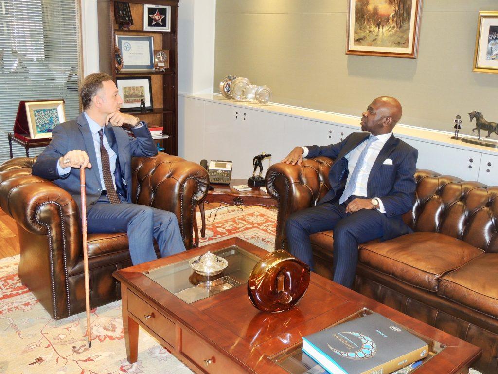Nvono-Ncá traslada la responsabilidad de Turquía a un nuevo Embajador