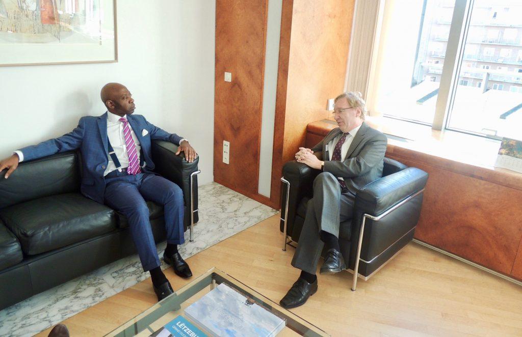 Refuerzo de las relaciones UE-África