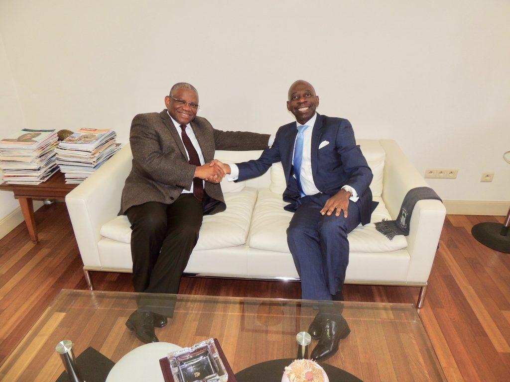 La ACP recibe el 'savoire faire' de Angola en materia de Cooperación Sur-Sur