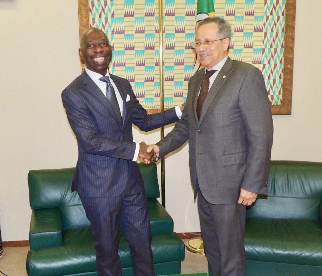 Elección del Director de la Oficina de Cooperación Sur-Sur y Triangular de Malabo