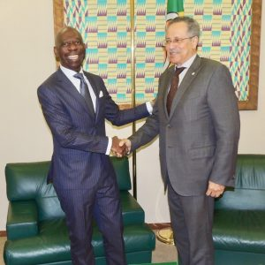 The head of South-South and Triangular Cooperation to be elected in Malabo