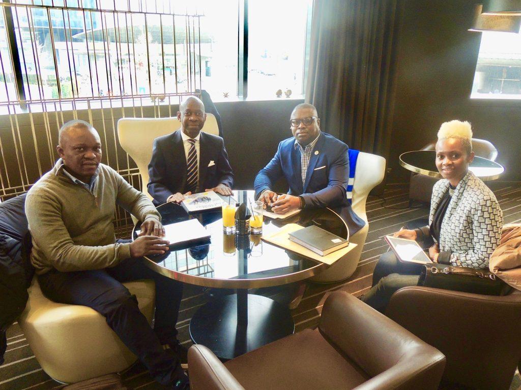 L'Ambassadeur à Bruxelles défend la candidature du Président Obiang au Luxembourg