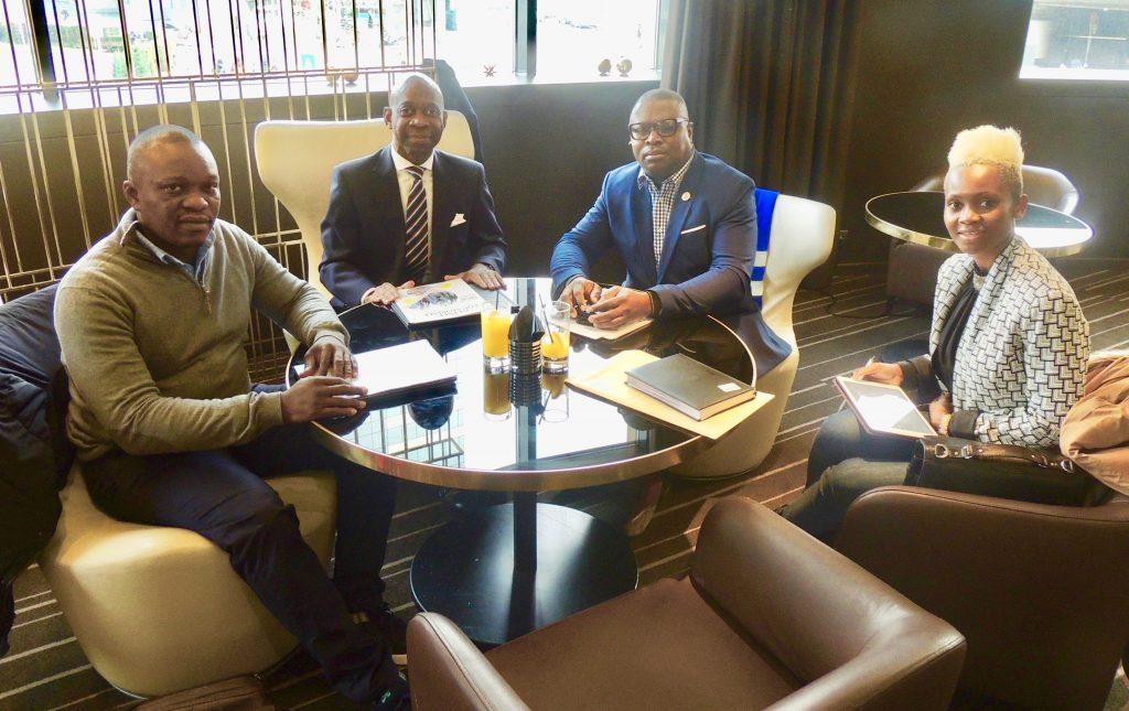 El Embajador en Bruselas defiende la candidatura del Presidente Obiang ante Luxemburgo