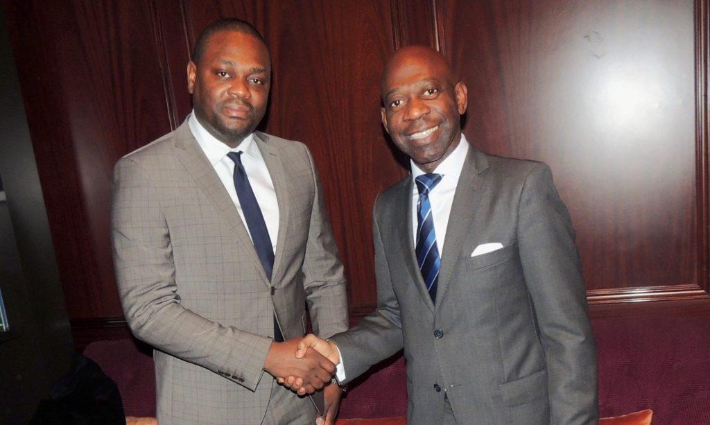 L'Ambassadeur à Bruxelles fait la promotion des percées du président Obiang
