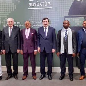 Acuerdo entre el PDGE y AK Parti