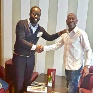 L'Ambassadeur à Bruxelles poursuit sa campagne pour le président Obiang en Italie