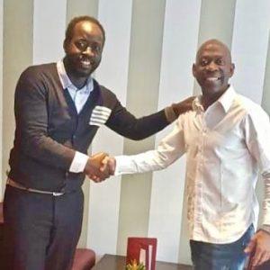 El Embajador en Bruselas sigue su campaña por el Presidente Obiang en Italia