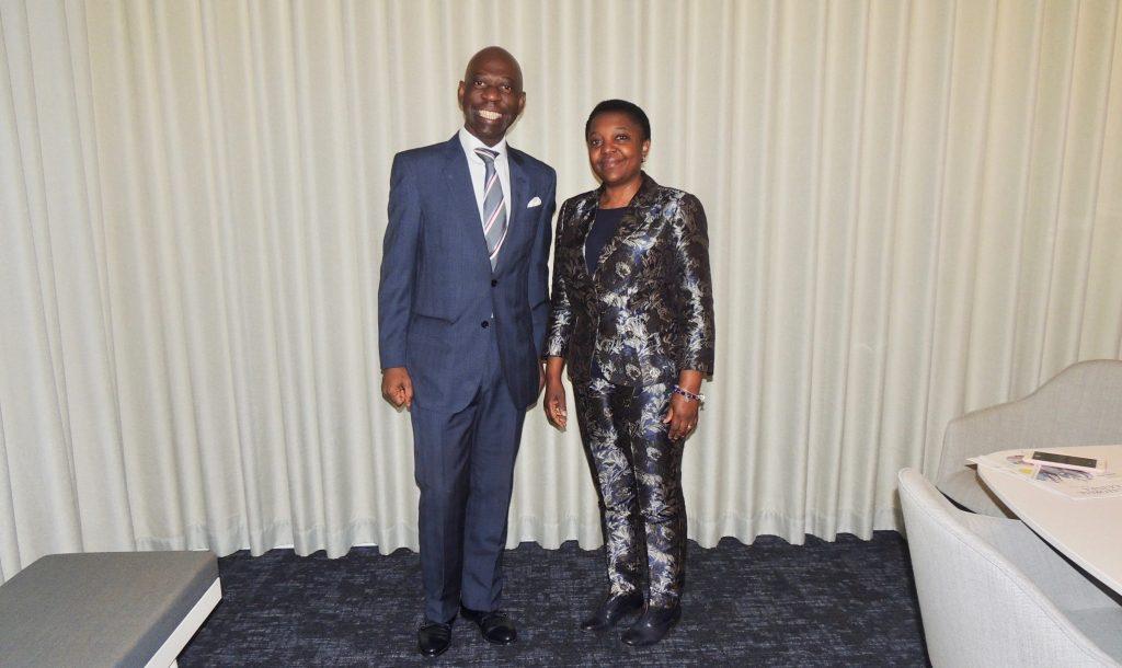 La candidatura de Guinea Ecuatorial para el premio al mejor Presidente llega al Parlamento Europeo