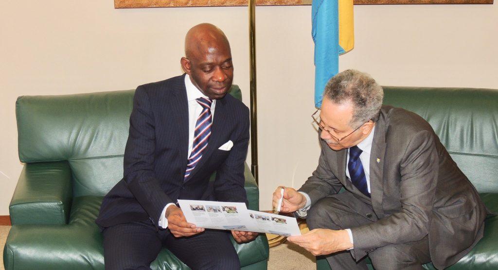 El Acuerdo Sede de la Oficina de Cooperación Sur-Sur de Malabo será firmado en verano
