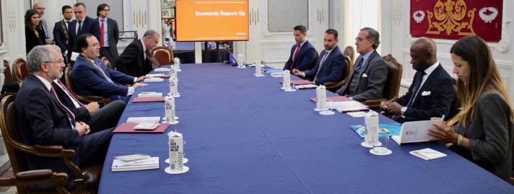 Excelente reunión académica de los 'pequeños grandes países'