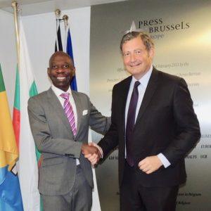 Guinea Ecuatorial, en el centro de la actualidad europea