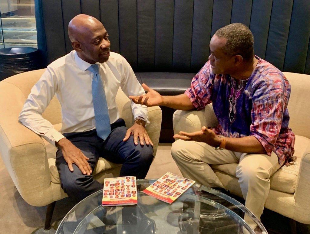 Nvono-Ncá continúa con la campaña por el premio Best President