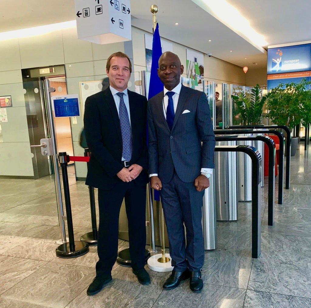 Nvono-Ncá avanza en los trámites para sacar a Guinea Ecuatorial de la lista negra europea de aviación