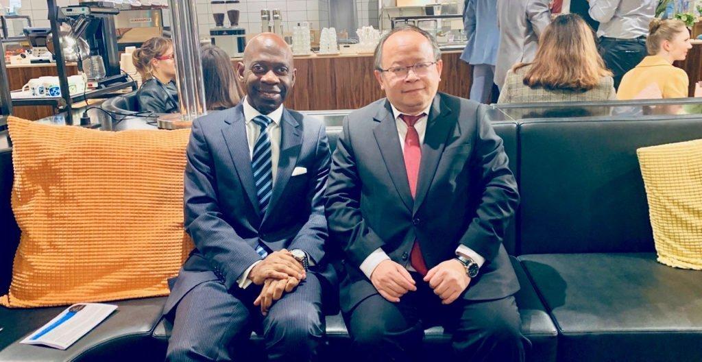 Nvono-Ncá, presente en una importante reunión de Seguridad y Defensa en Bruselas