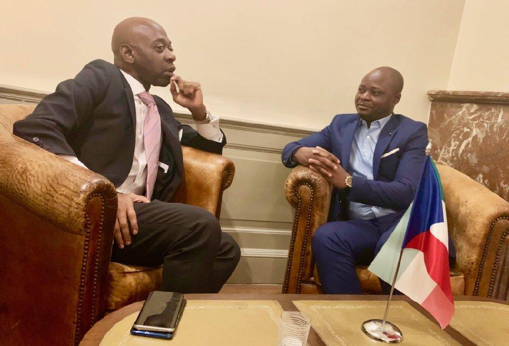 La República Democrática del Congo invita a Guinea Ecuatorial a co-liderar un importante evento de alto nivel