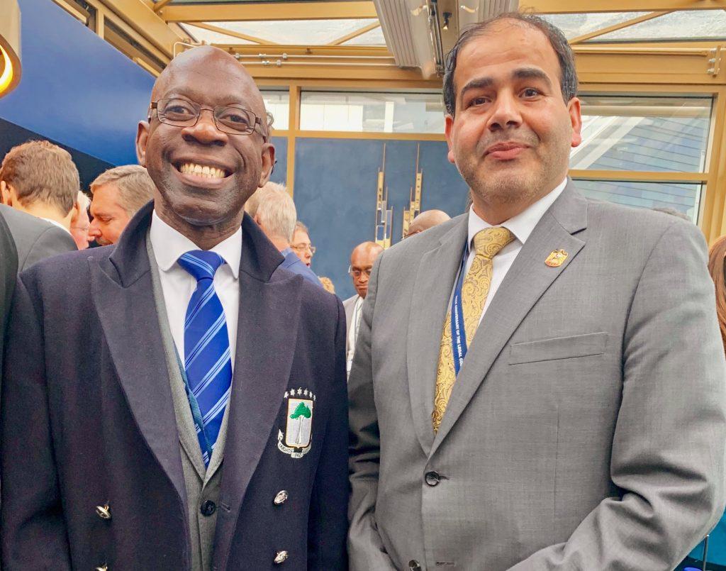 Nvono-Ncá invites Arab Emirates to participate in the economic diversification of Equatorial Guinea