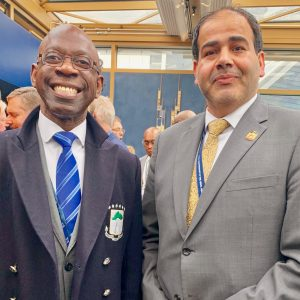 Nvono-Ncá invites Arab Emirates to participate in the economic diversification of Equatorial Guinea