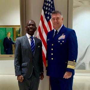 Nvono-Ncá invitado en Londres a un importante acto con el ejército de EEUU