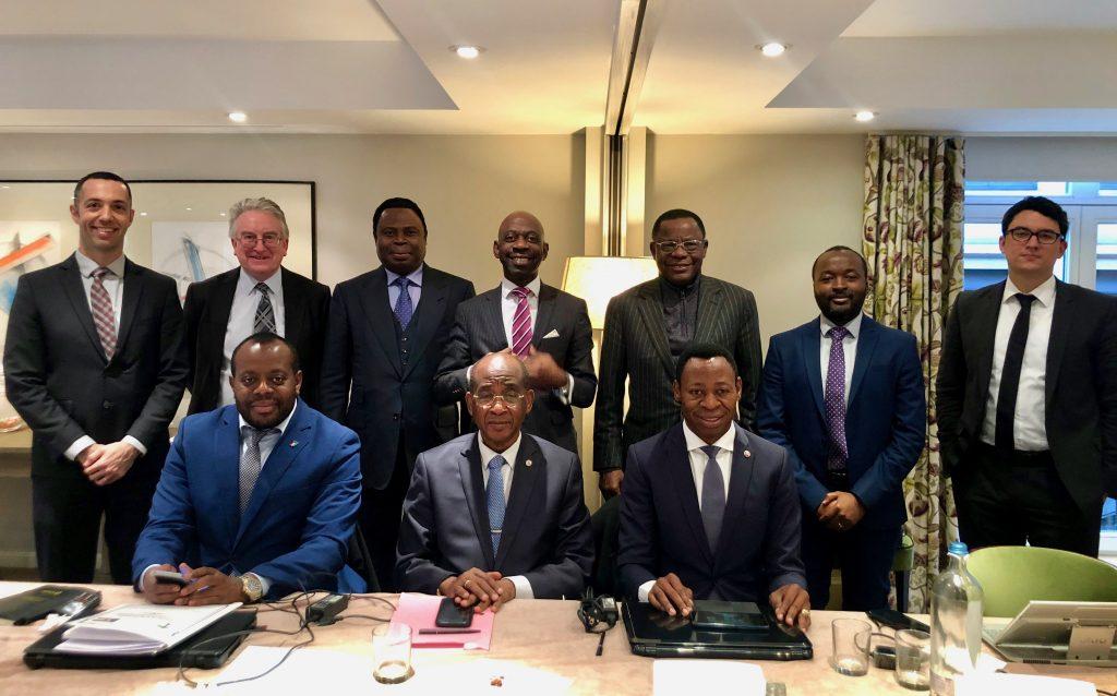 La delegación de Guinea Ecuatorial llega a La Haya para las últimas sesiones del juicio contra Francia