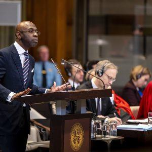 Les dernières audiences de l'affaire de la Guinée équatoriale contre la France à la CIJ commencent