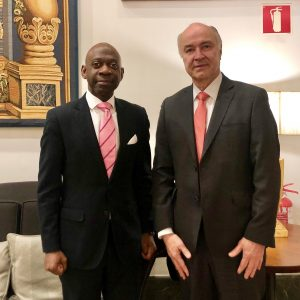 Ambassador in Brussels confirms Equatorial Guinea's interest in COMJIB