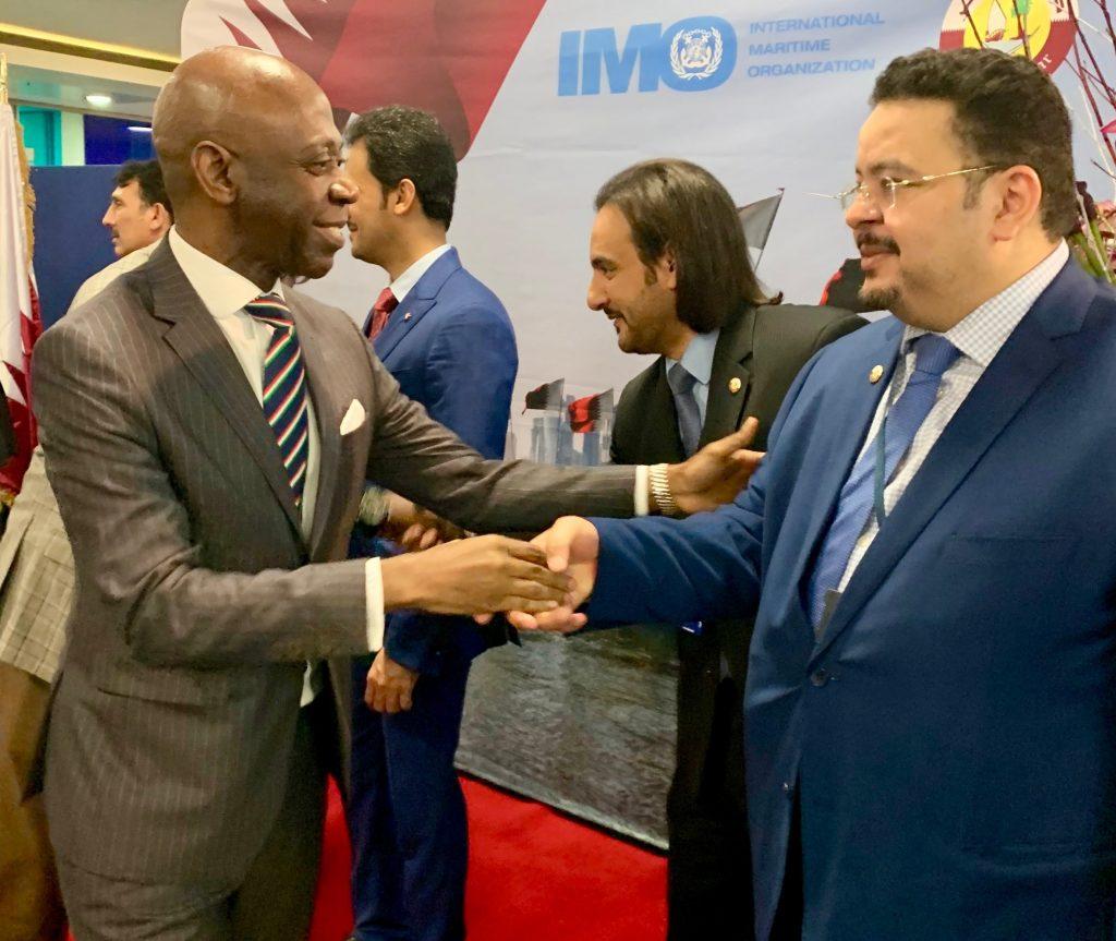 Nvono-Ncá cuenta reforzar las relaciones con Qatar