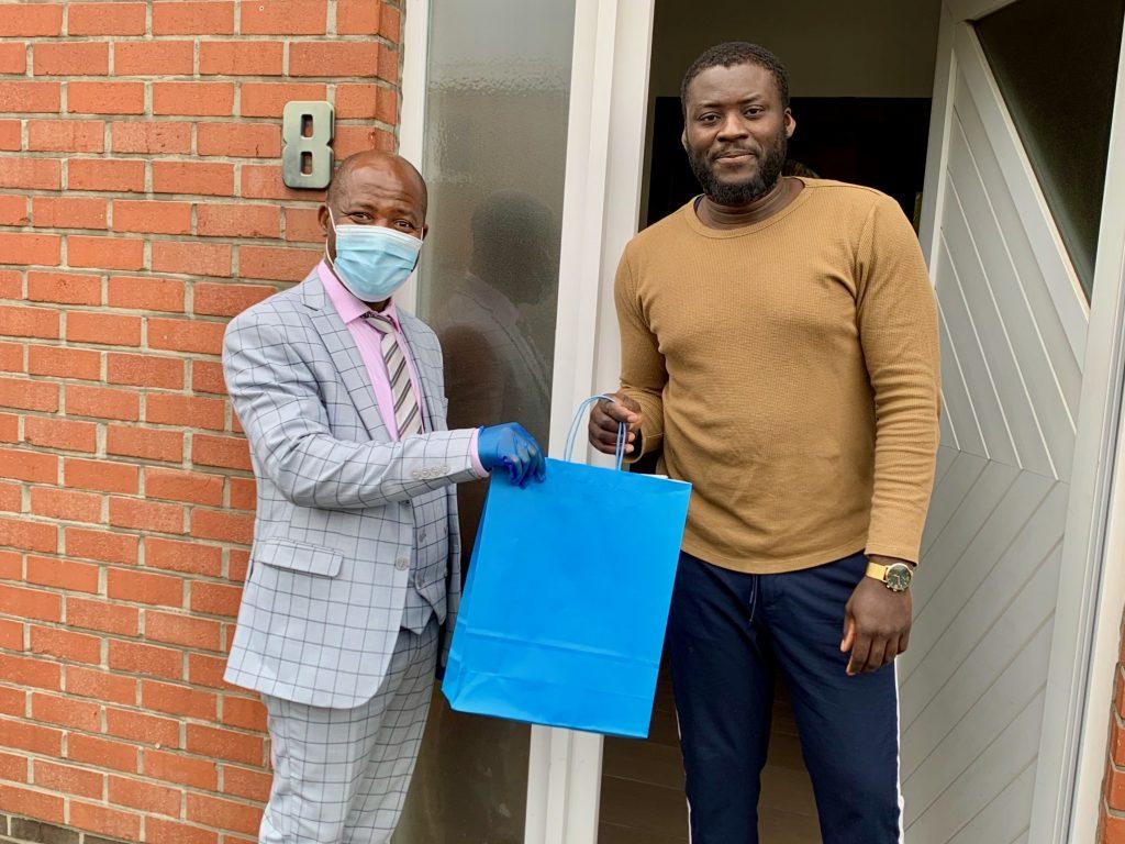 Los ciudadanos ecuatoguineanos de la ciudad belga de Gante, protegidos del Coronavirus gracias a la Embajada